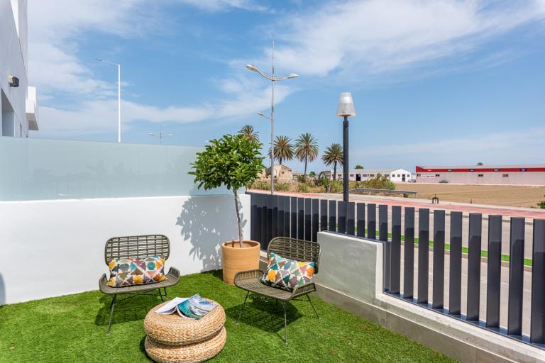 Atemberaubende hochwertige Neubauvillen mit privatem Pool in Dolores Nieuwbouw Costa Blanca