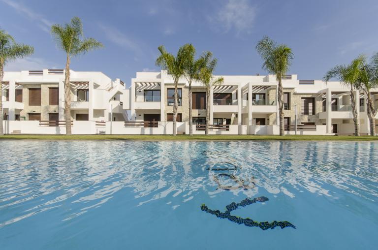 Neue Wohnungen in Los Balcones - Torrevieja in Nieuwbouw Costa Blanca