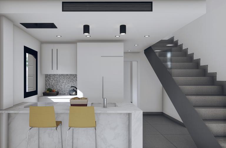3/3 Moderne neue Villen 800 Meter von den Stränden entfernt in Nieuwbouw Costa Blanca