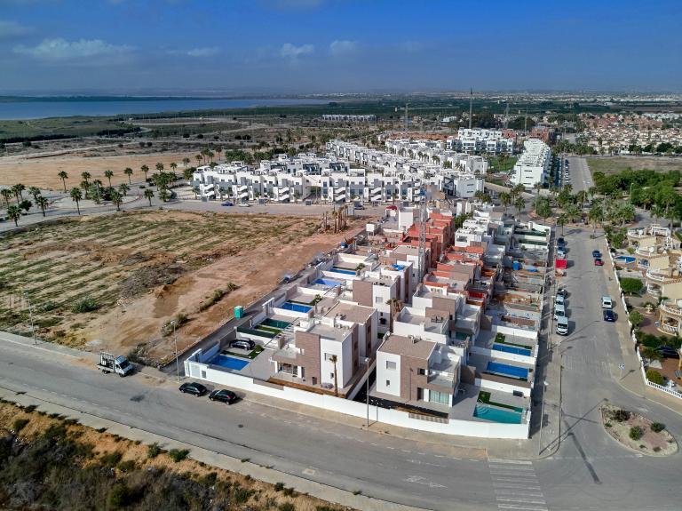 Unabhängige Villen in Guardamar - El Raso Nieuwbouw Costa Blanca